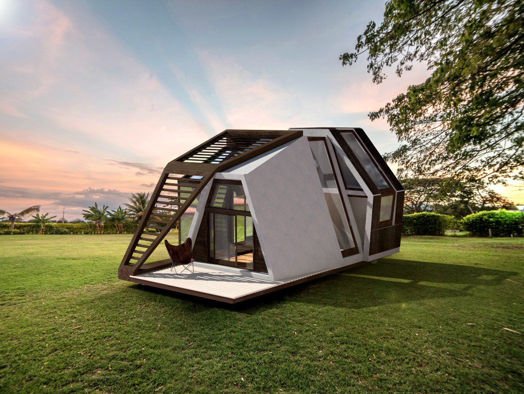 mobile house 1